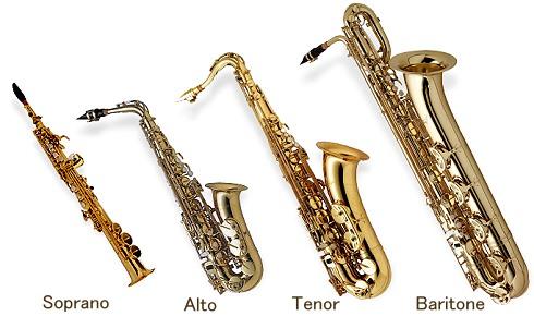 Saxophone d a n a b r e u c o m