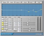 EQ Settings for the Nady CM 90 condenser mics overheads bus